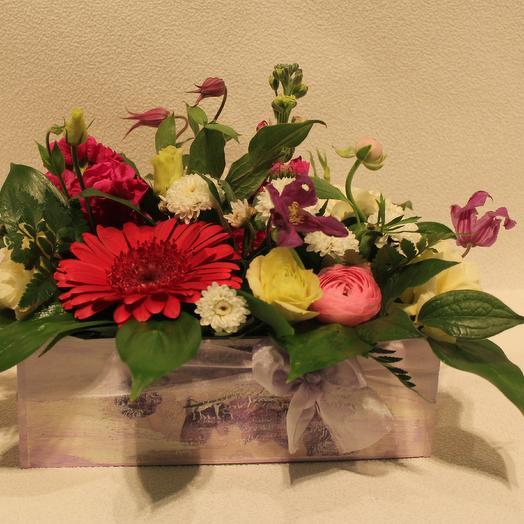 Клумба: букеты цветов на заказ Flowwow
