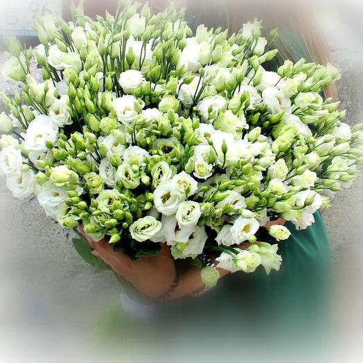 Лизиантус 33: букеты цветов на заказ Flowwow