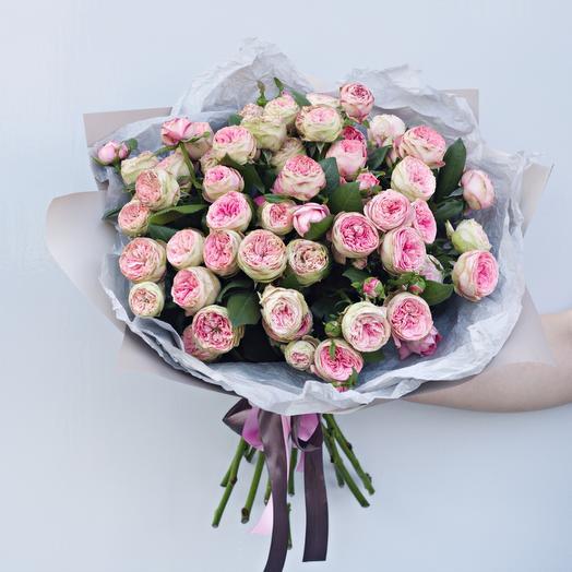 ЕЕ Прелесть: букеты цветов на заказ Flowwow