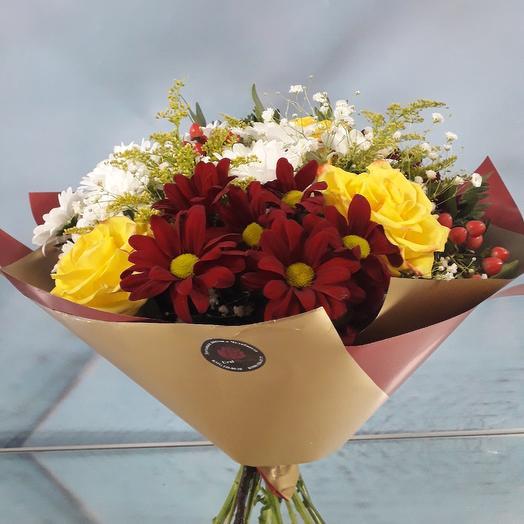 Сокровеная мечта: букеты цветов на заказ Flowwow