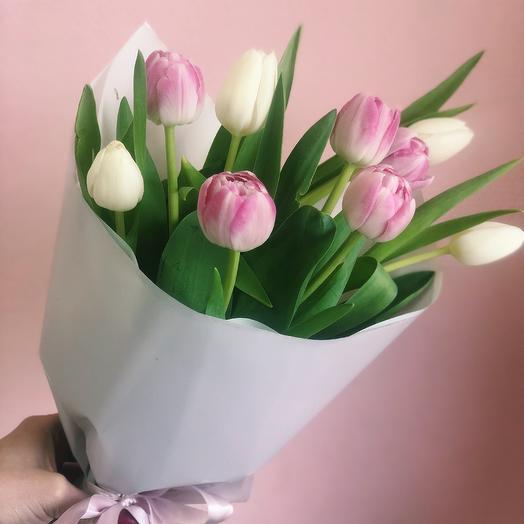 Букет 123: букеты цветов на заказ Flowwow