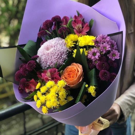 Луговый: букеты цветов на заказ Flowwow