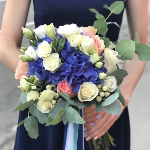 """Свадебный букет """"Мелодия Рояля"""": букеты цветов на заказ Flowwow"""