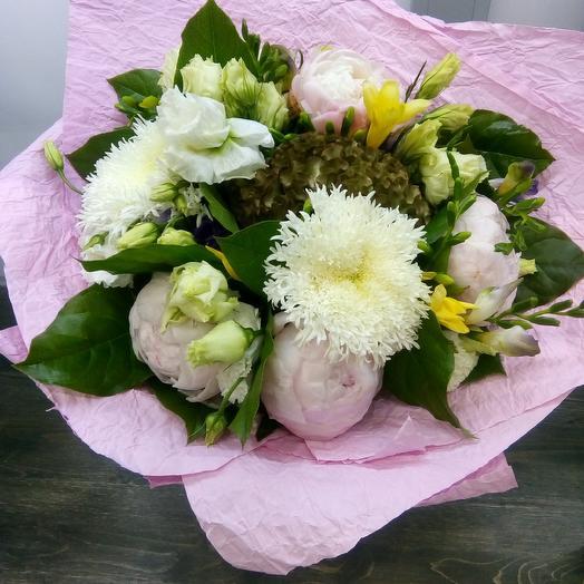 Плюшевый мишка: букеты цветов на заказ Flowwow