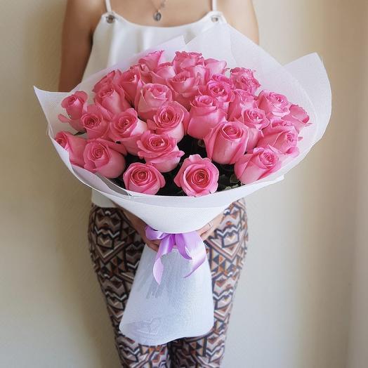 Букет 117: букеты цветов на заказ Flowwow