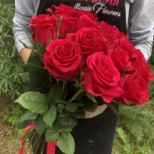 15 роз Гоча