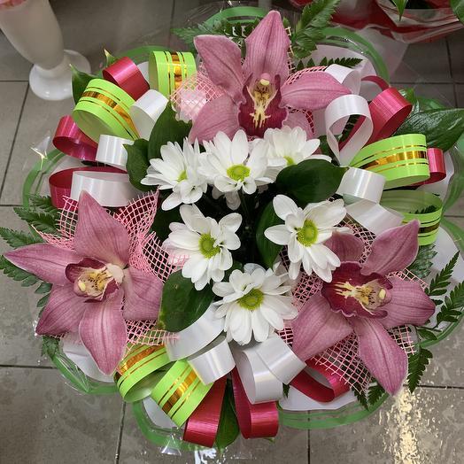 Цветочный Ностальгия: букеты цветов на заказ Flowwow