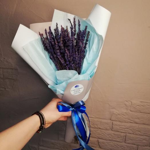 Ароматная лаванда: букеты цветов на заказ Flowwow
