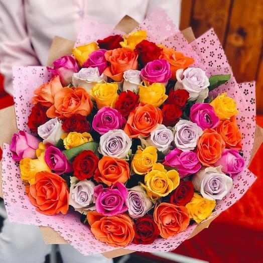 Колдовская любовь: букеты цветов на заказ Flowwow