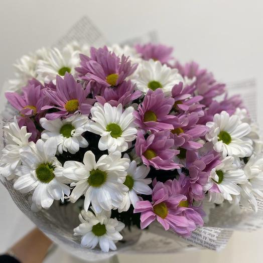 Нежная поляна: букеты цветов на заказ Flowwow
