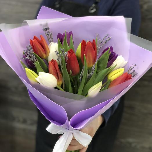 Ребекка: букеты цветов на заказ Flowwow