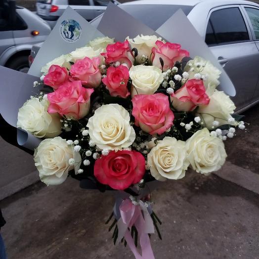 Ledi Di: букеты цветов на заказ Flowwow