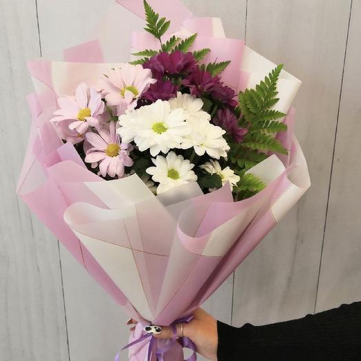 Букет -комплимент: букеты цветов на заказ Flowwow