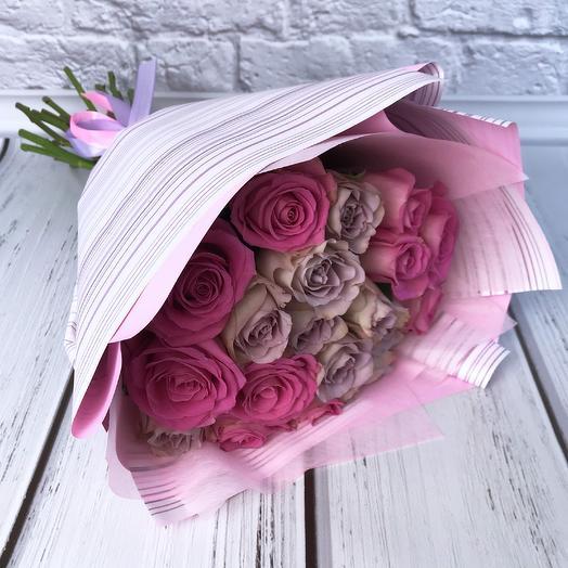 Букет «Самой нежной»: букеты цветов на заказ Flowwow