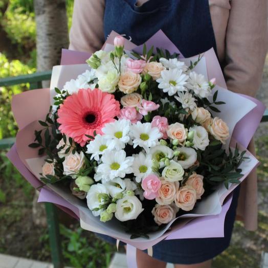 Bouquet of weightlessness