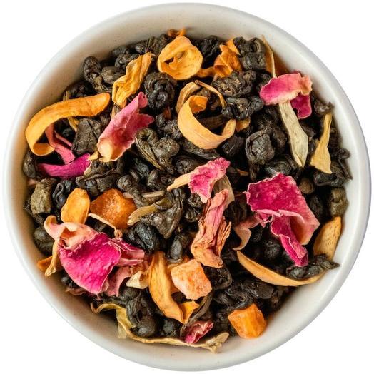 Зеленый чай с манго - Манговый блюз
