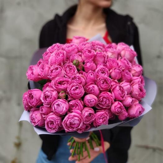 Истинно розовый