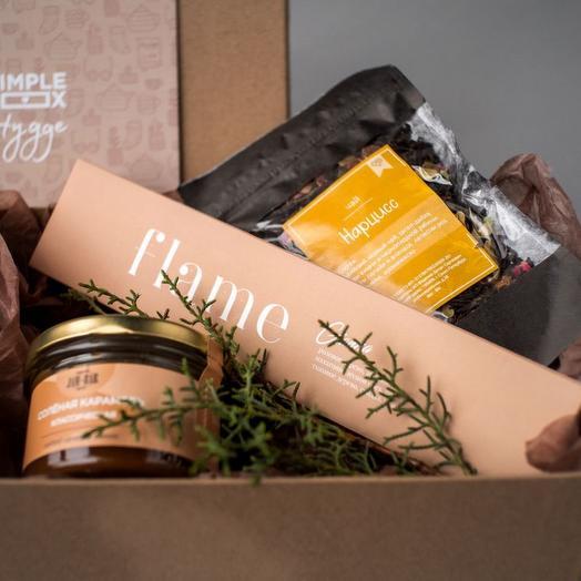 Подарочная коробка Hugge размер S