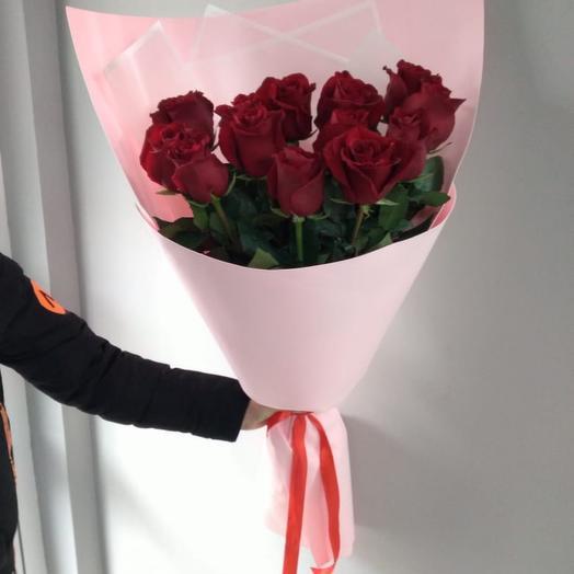 Букет из роз-Любимиц