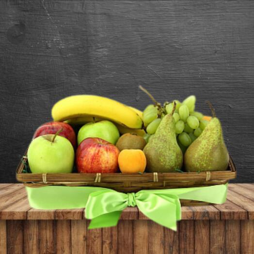 Подарочный набор из фруктов