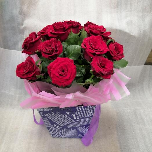 15 роз (Эксплорер)  Россия