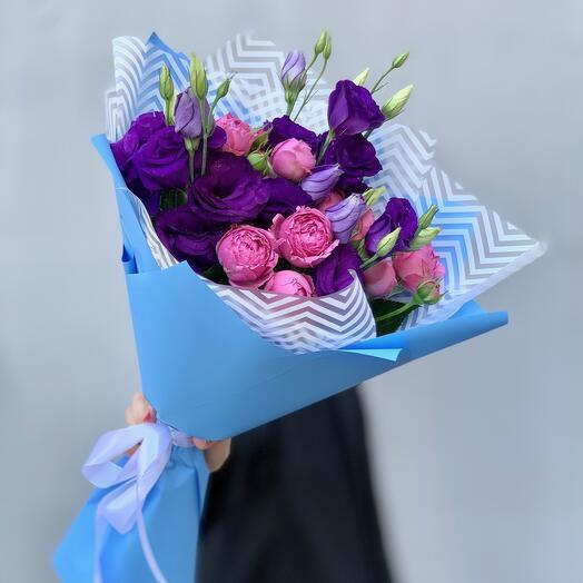 """Bouquet with taste"" XS bright"