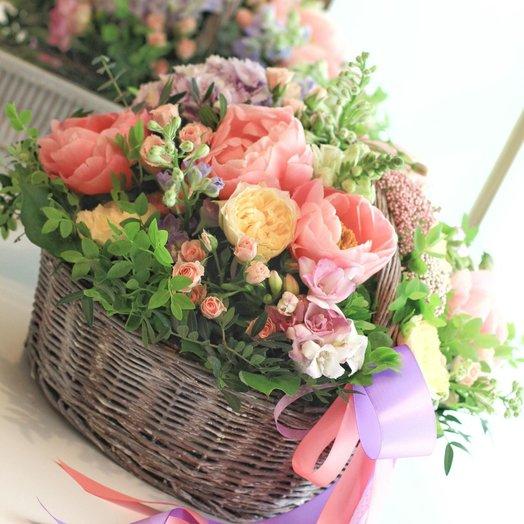 ВЕЧЕРНИЙ ЗВОН!: букеты цветов на заказ Flowwow