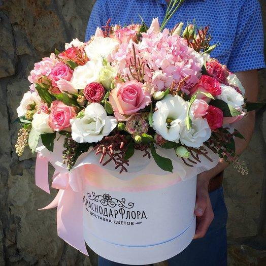 Цилиндр №5: букеты цветов на заказ Flowwow