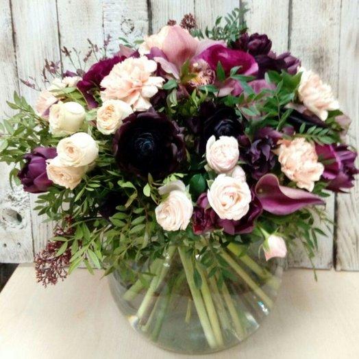 Пуританка: букеты цветов на заказ Flowwow