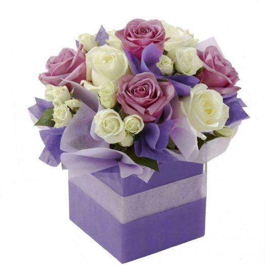 Букет № 98 Пинчи: букеты цветов на заказ Flowwow
