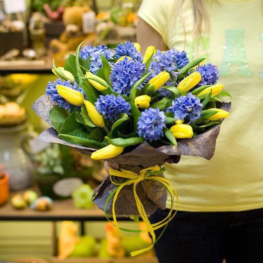 Букет цветов Запах весны: букеты цветов на заказ Flowwow