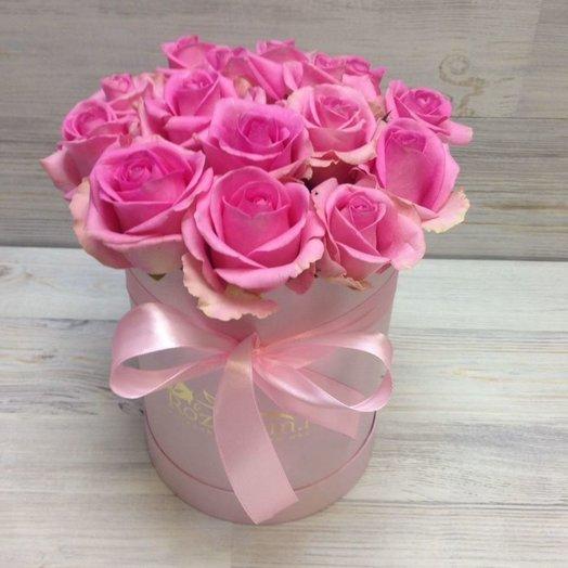 РОЗЫ. Коробки с цветами ( розами )