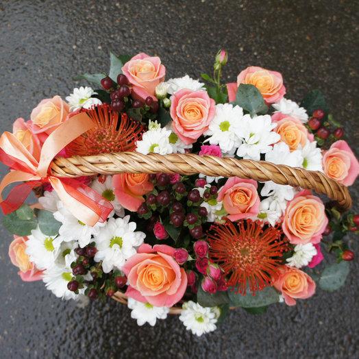 Berry garden: букеты цветов на заказ Flowwow