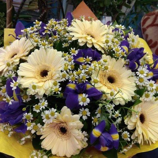 Раннее лето: букеты цветов на заказ Flowwow