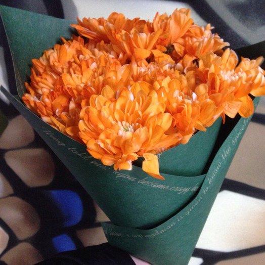 Букет апельсинка: букеты цветов на заказ Flowwow