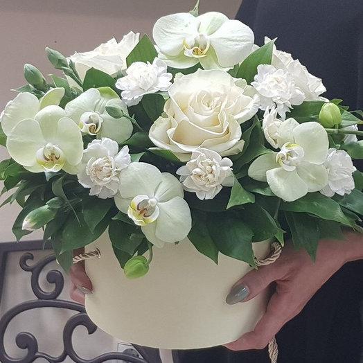 Паоло Альба: букеты цветов на заказ Flowwow