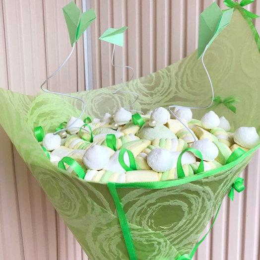 Букет «зевирка»: букеты цветов на заказ Flowwow