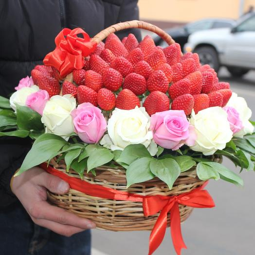 Edible basket