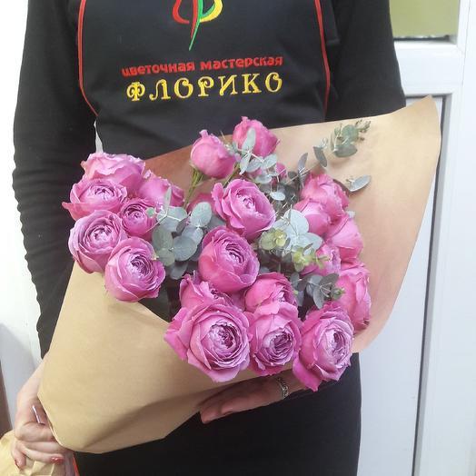 Розапион 11: букеты цветов на заказ Flowwow