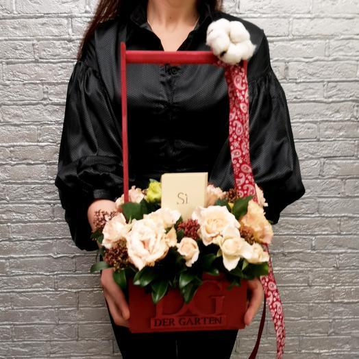 Si: букеты цветов на заказ Flowwow