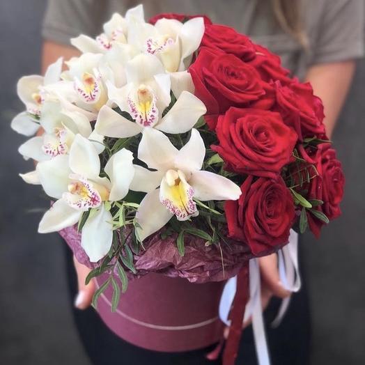 Что-то необычное: букеты цветов на заказ Flowwow