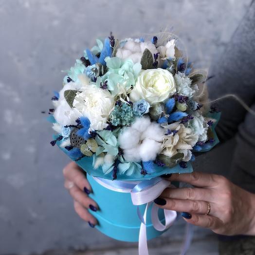 Box 02: букеты цветов на заказ Flowwow