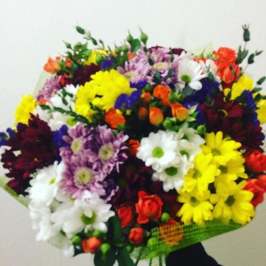 Рябушка: букеты цветов на заказ Flowwow