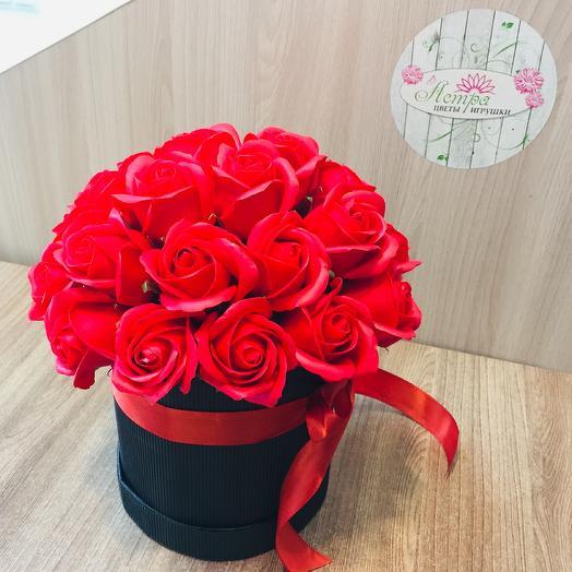 Ароматная страсть: букеты цветов на заказ Flowwow