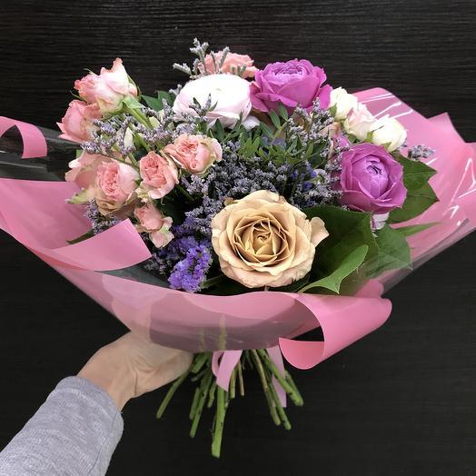 Букет «Красота»: букеты цветов на заказ Flowwow