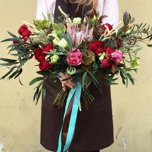 Африка бум: букеты цветов на заказ Flowwow