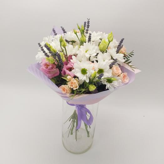 """Букет """"Воздушные сны"""": букеты цветов на заказ Flowwow"""