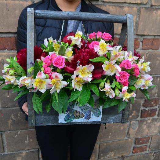 Женский Каприз: букеты цветов на заказ Flowwow