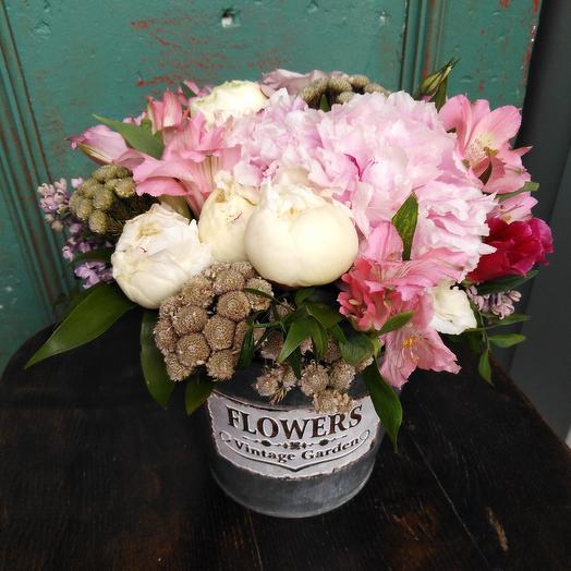Vintage flowers: букеты цветов на заказ Flowwow