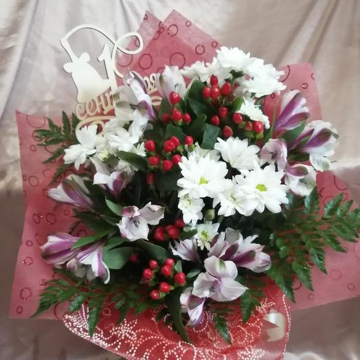 Букет ягодка: букеты цветов на заказ Flowwow